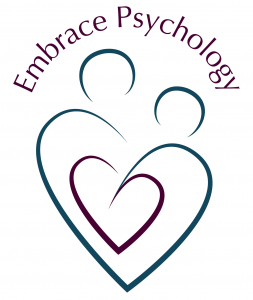 Embrace Psychology logo London